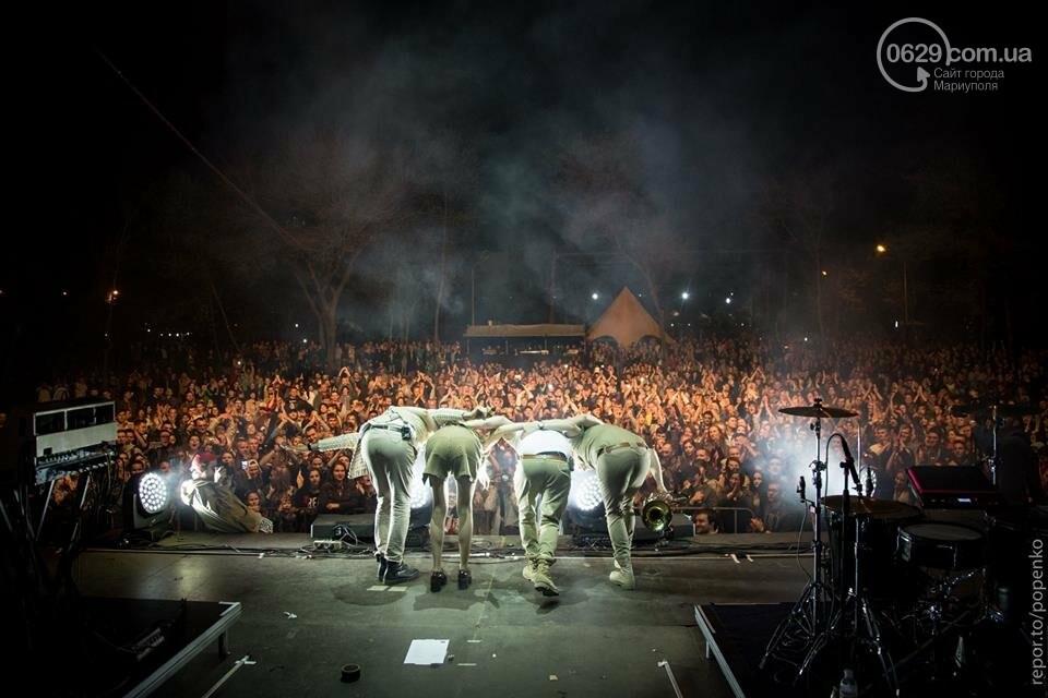 """Концерт группы """"Kadebostany""""  в Мариуполе стал одним из самых массовых на """"ГогольFest"""" (ФОТО, ВИДЕО), фото-6"""