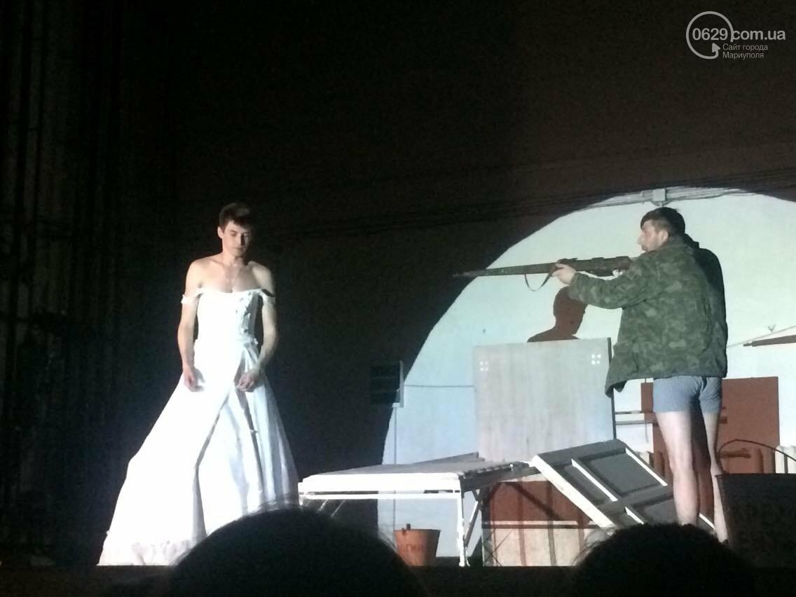 """""""Виталик"""": """"Гогольfest"""" сыграли пьесу, которую написал мариуполец (ВИДЕО 18+), фото-2"""