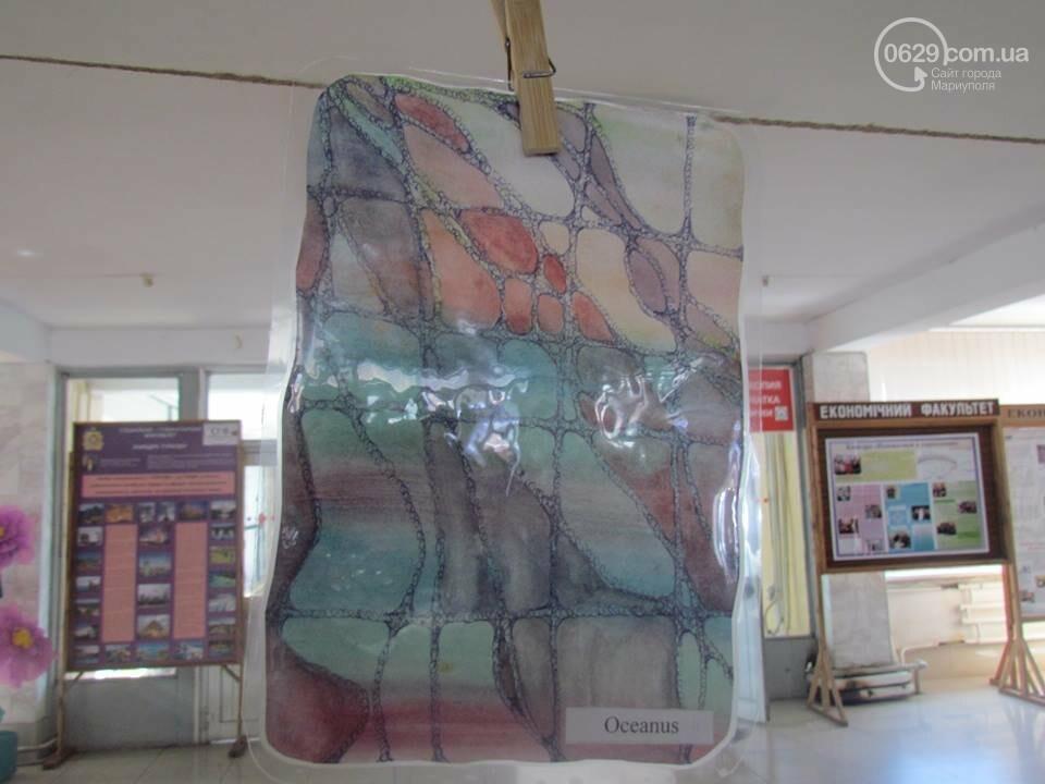 Мариупольский школьник нарисовал картины, чтобы помочь ребенку с аутизмом (ФОТО), фото-3