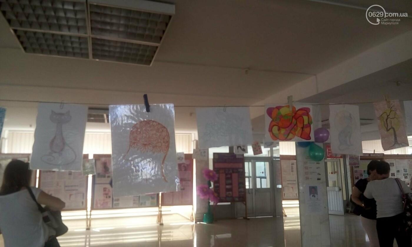 Мариупольский школьник нарисовал картины, чтобы помочь ребенку с аутизмом (ФОТО), фото-11