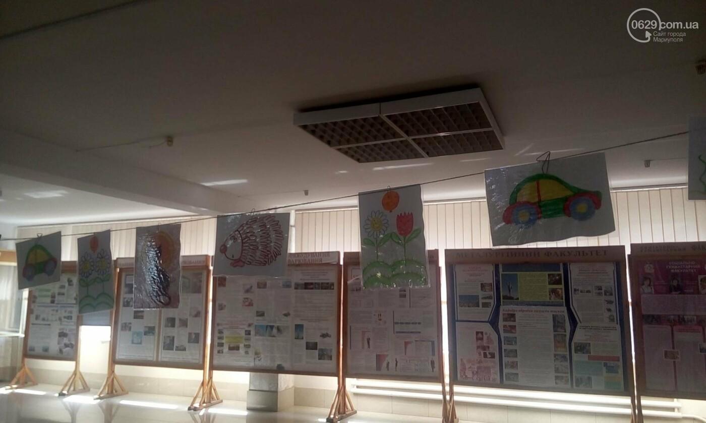 Мариупольский школьник нарисовал картины, чтобы помочь ребенку с аутизмом (ФОТО), фото-18