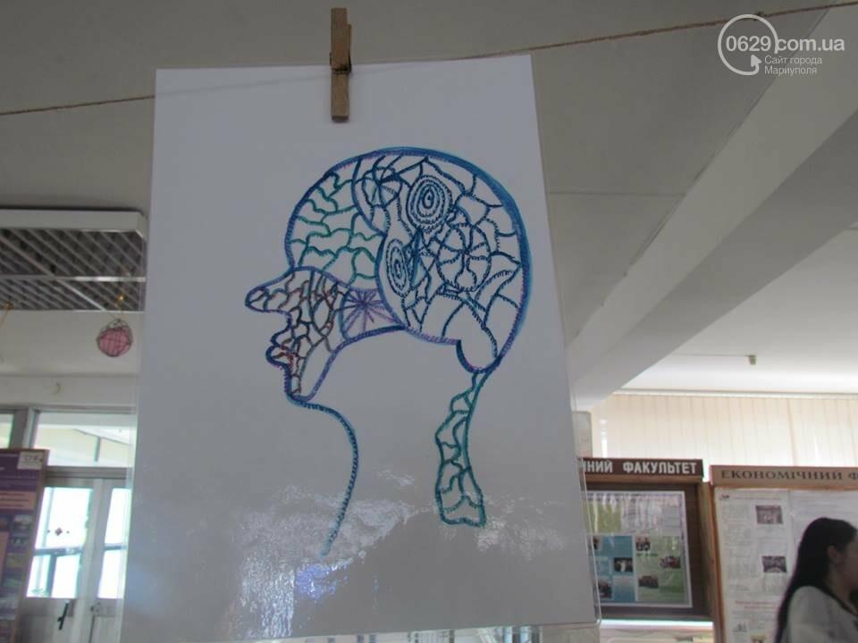 Мариупольский школьник нарисовал картины, чтобы помочь ребенку с аутизмом (ФОТО), фото-6