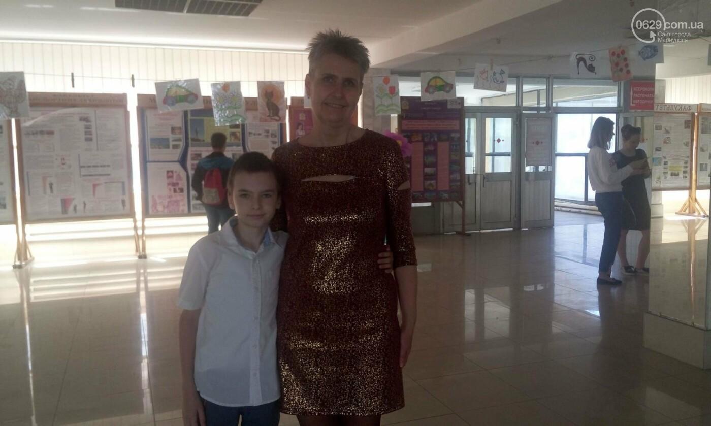 Мариупольский школьник нарисовал картины, чтобы помочь ребенку с аутизмом (ФОТО), фото-5