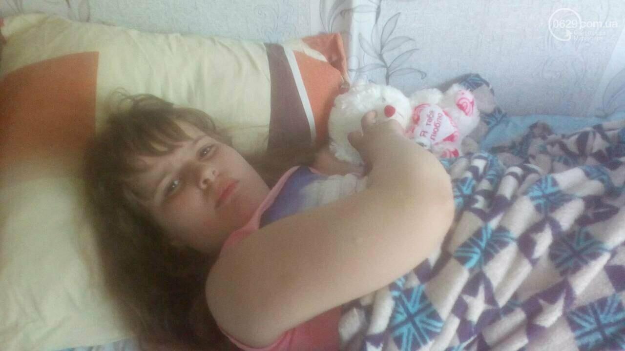 Мариупольской девочке срочно нужна операция на головном мозге (ФОТО), фото-1