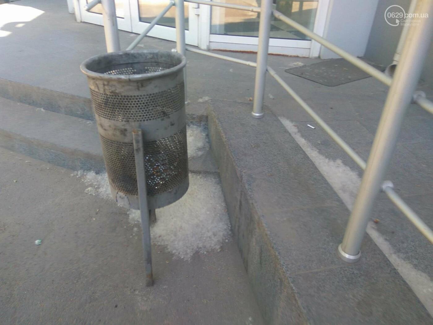 В Мариуполе раньше времени появился тополиный пух (Фотофакт), фото-3