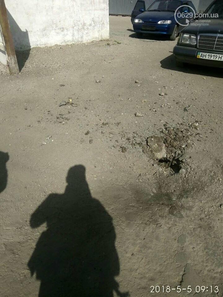 Боевики обстреляли КПВВ «Гнутово». Люди эвакуированы (ФОТО+ ВИДЕО. ДОПОЛНЕНО), фото-2