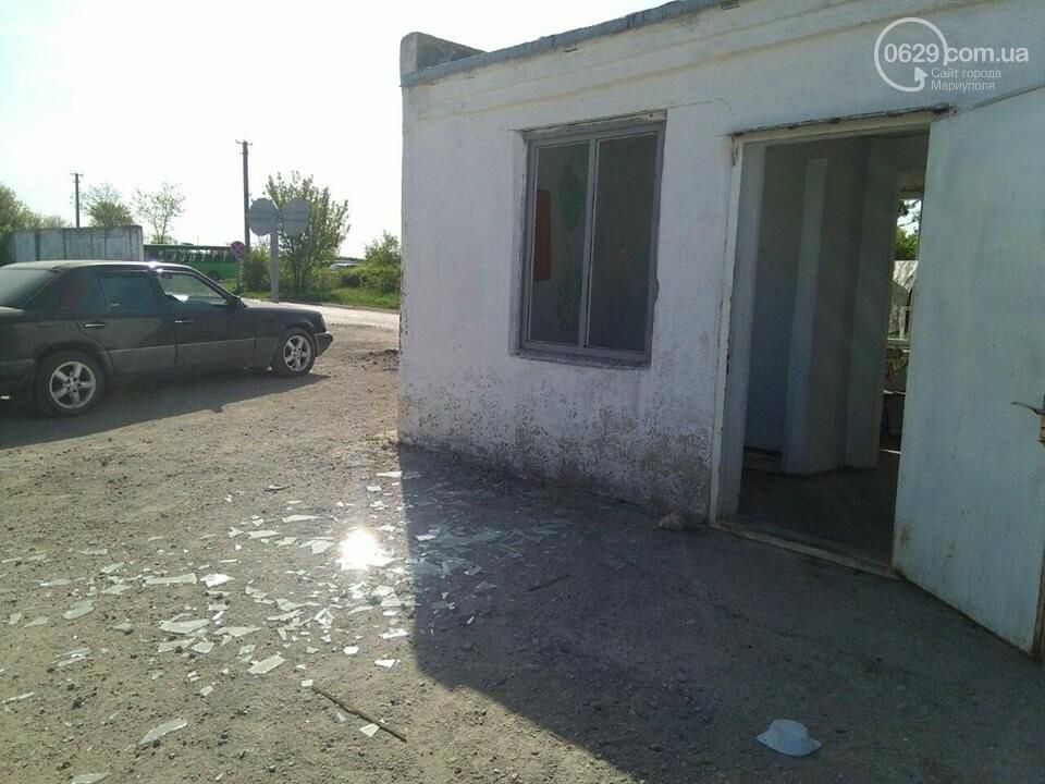 Боевики обстреляли КПВВ «Гнутово». Люди эвакуированы (ФОТО+ ВИДЕО. ДОПОЛНЕНО), фото-6