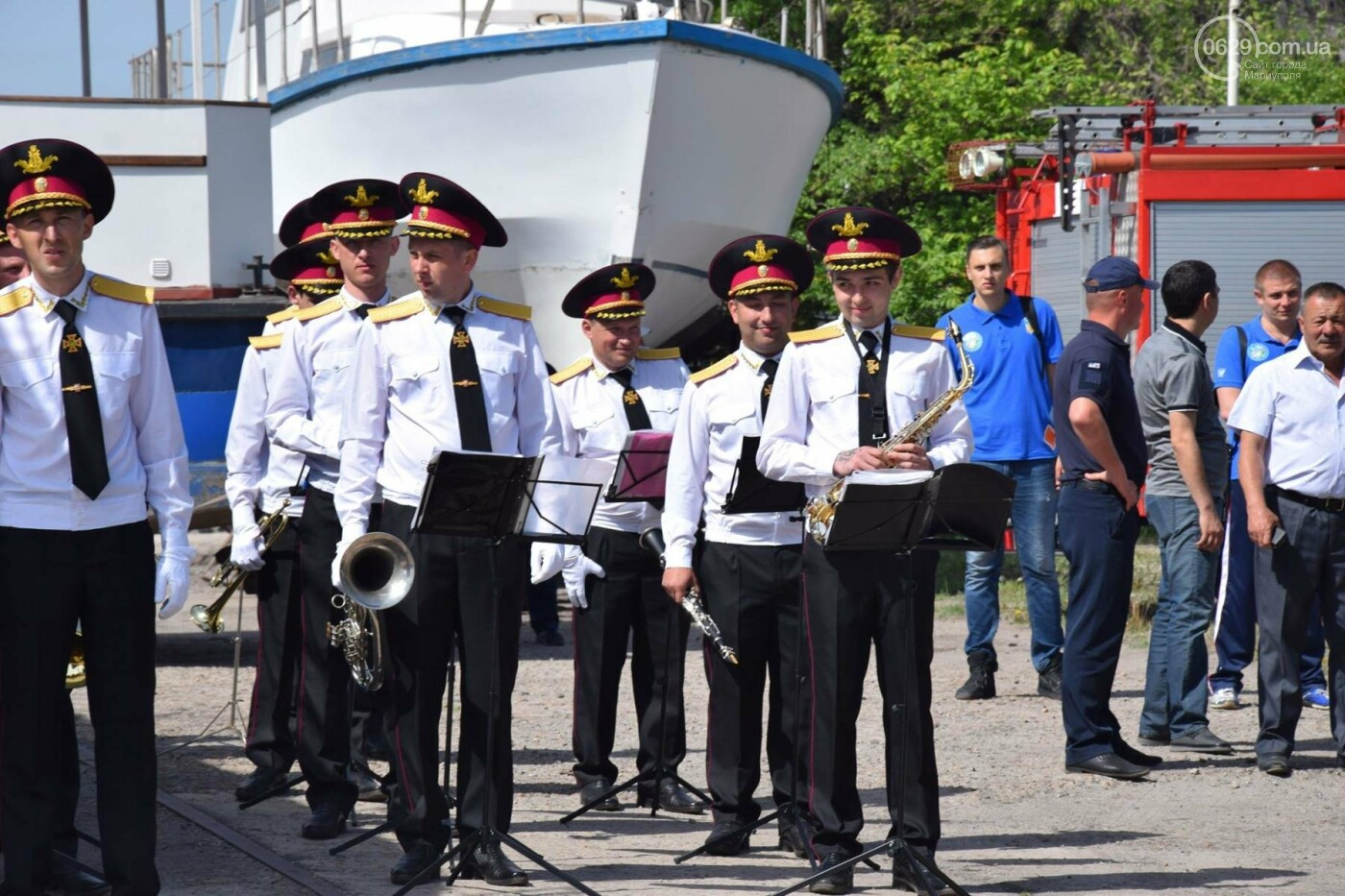 День Азовского  бычка в  Мариуполе. А есть ли что праздновать? (ФОТО, ВИДЕО), фото-14
