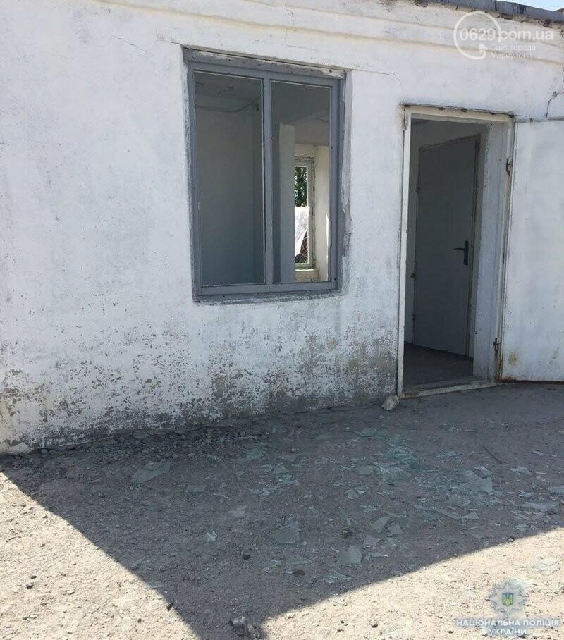 Обстрел под Мариуполем квалифицирован как террористический акт, фото-1