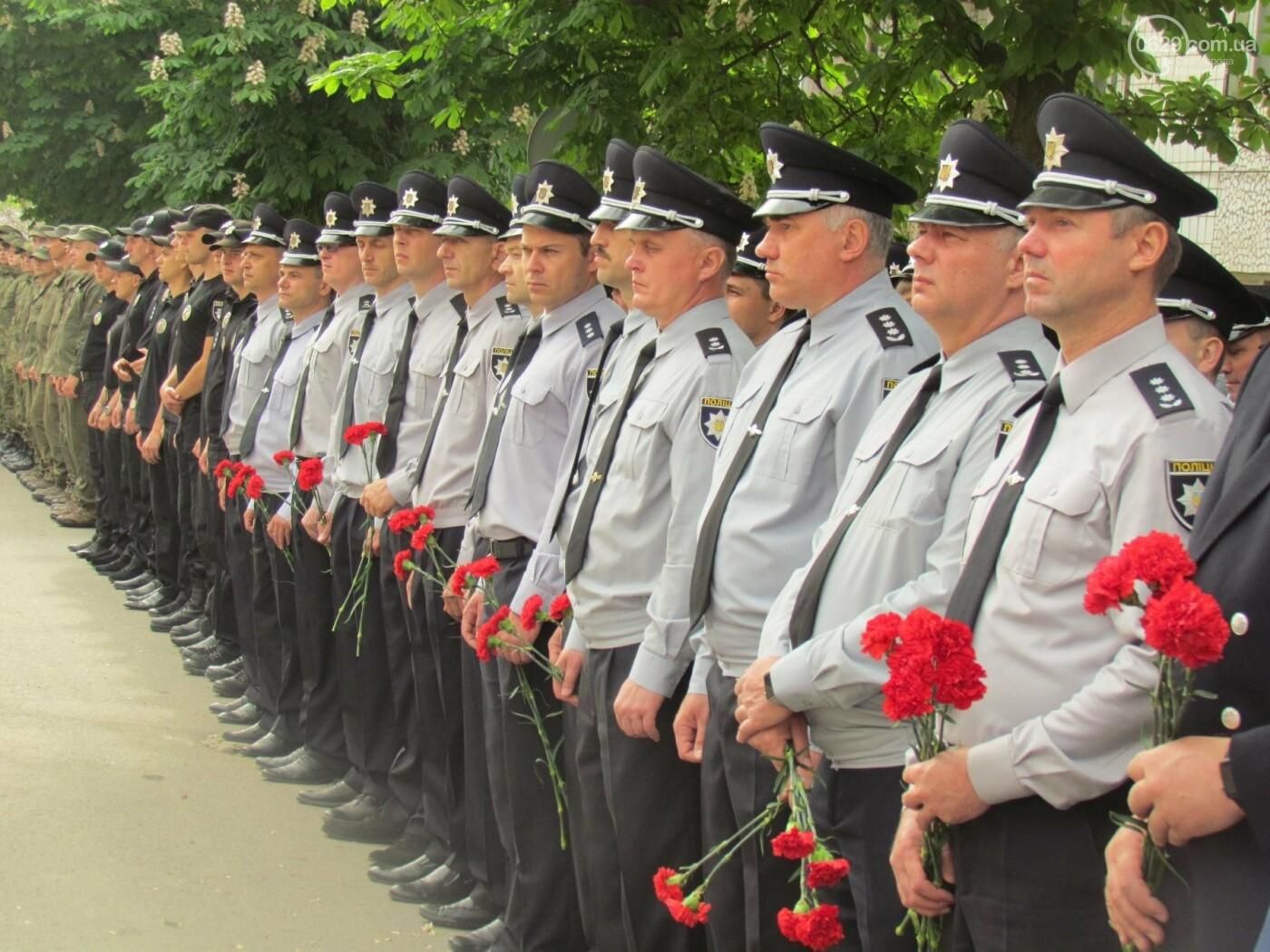 В Мариуполе почтили память патриотов, погибших 9 мая 2014 года  (ФОТОРЕПОРТАЖ+ВИДЕО), фото-4
