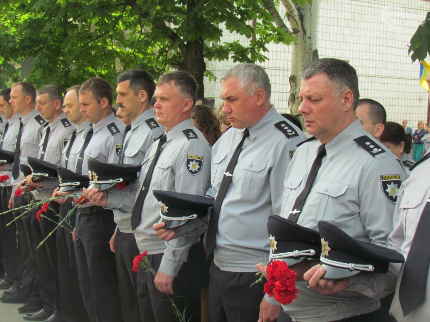 В Мариуполе почтили память патриотов, погибших 9 мая 2014 года  (ФОТОРЕПОРТАЖ+ВИДЕО), фото-8