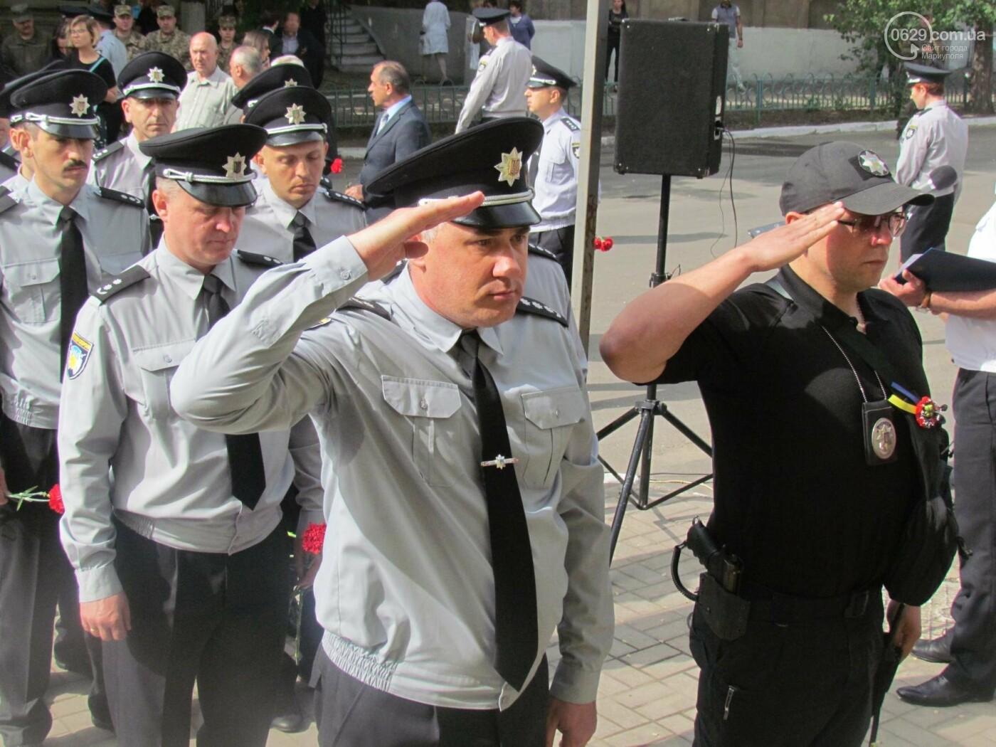 В Мариуполе почтили память патриотов, погибших 9 мая 2014 года  (ФОТОРЕПОРТАЖ+ВИДЕО), фото-11