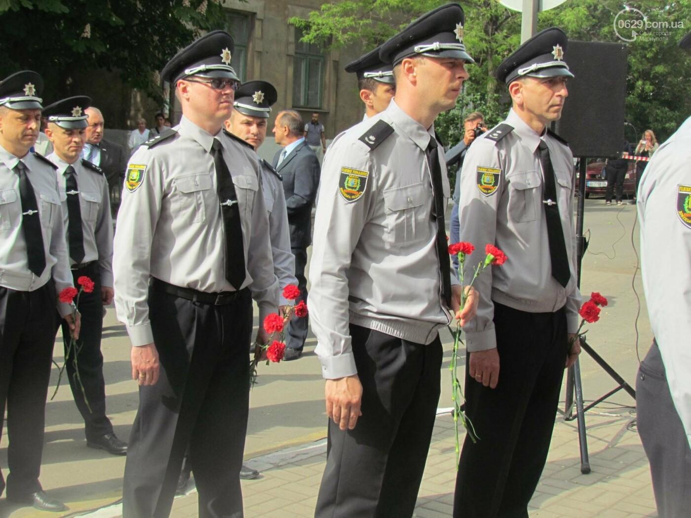 В Мариуполе почтили память патриотов, погибших 9 мая 2014 года  (ФОТОРЕПОРТАЖ+ВИДЕО), фото-9