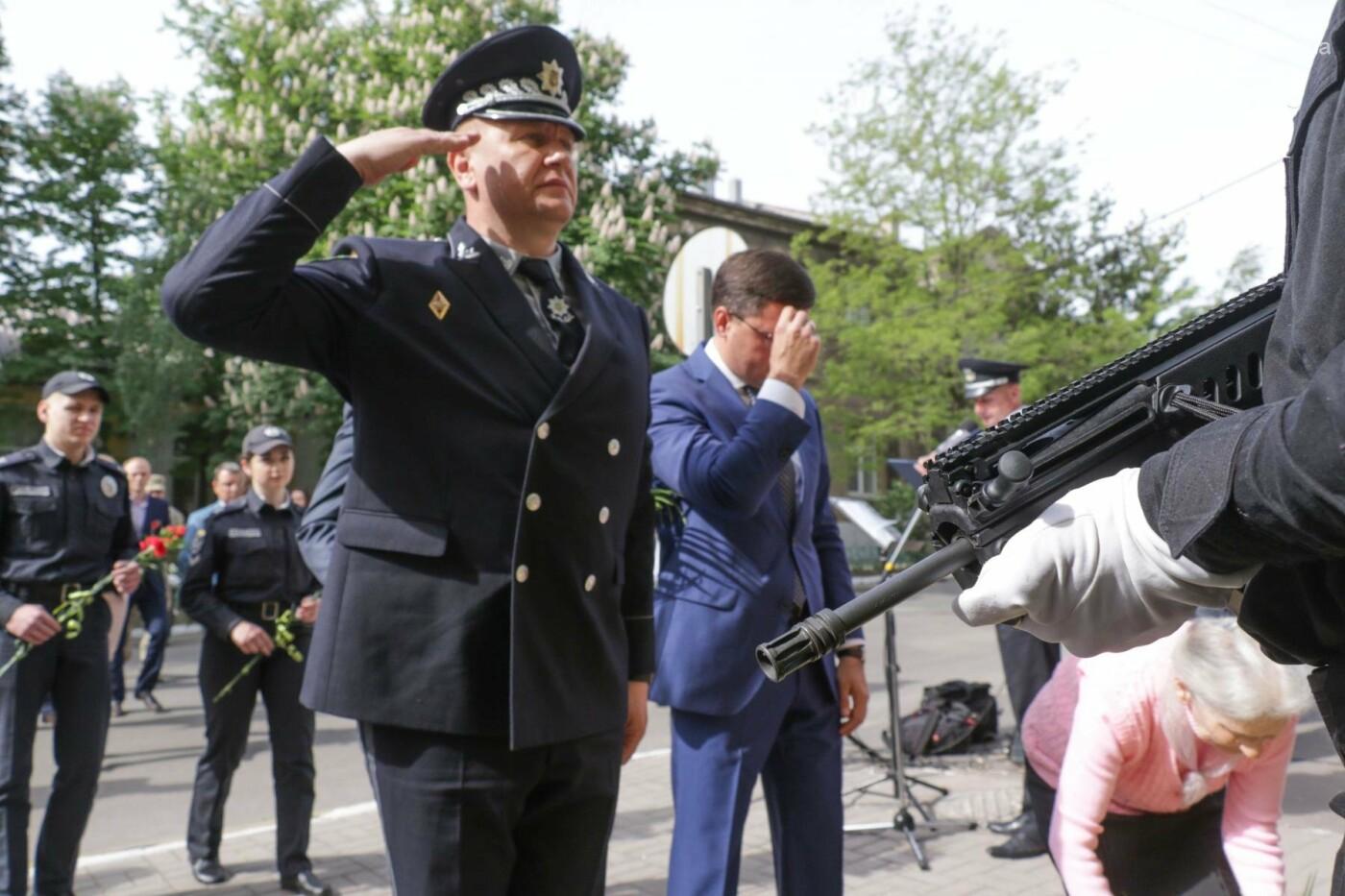 В Мариуполе почтили память патриотов, погибших 9 мая 2014 года  (ФОТОРЕПОРТАЖ+ВИДЕО), фото-29