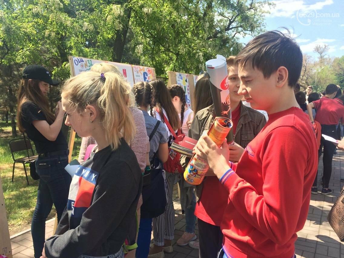 Красный Крест  показал мариупольцам основные направления своей деятельности (ФОТО, ВИДЕО), фото-2