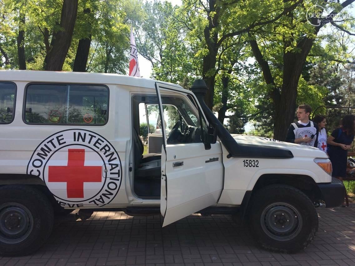 Красный Крест  показал мариупольцам основные направления своей деятельности (ФОТО, ВИДЕО), фото-5