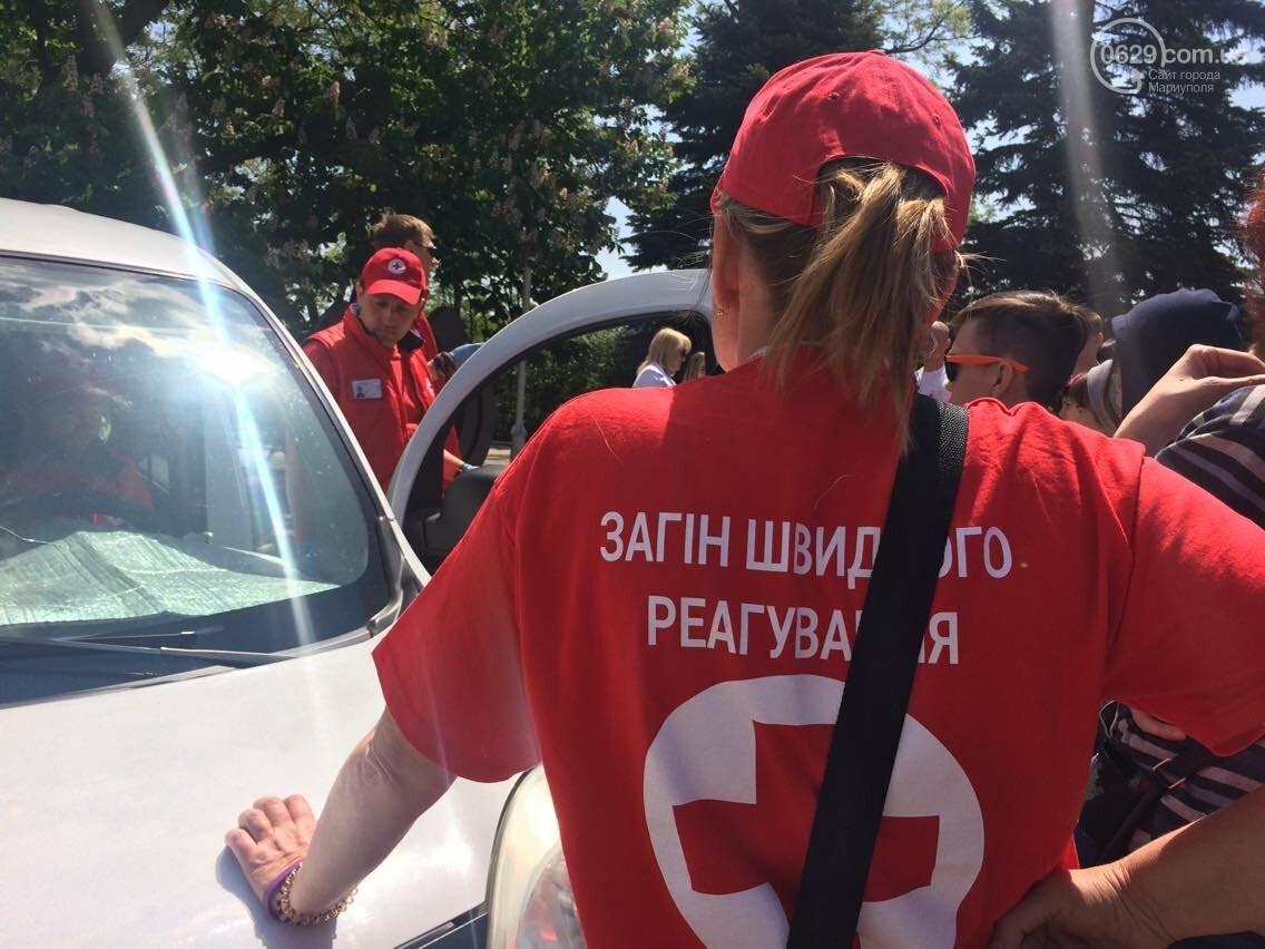 Красный Крест  показал мариупольцам основные направления своей деятельности (ФОТО, ВИДЕО), фото-10