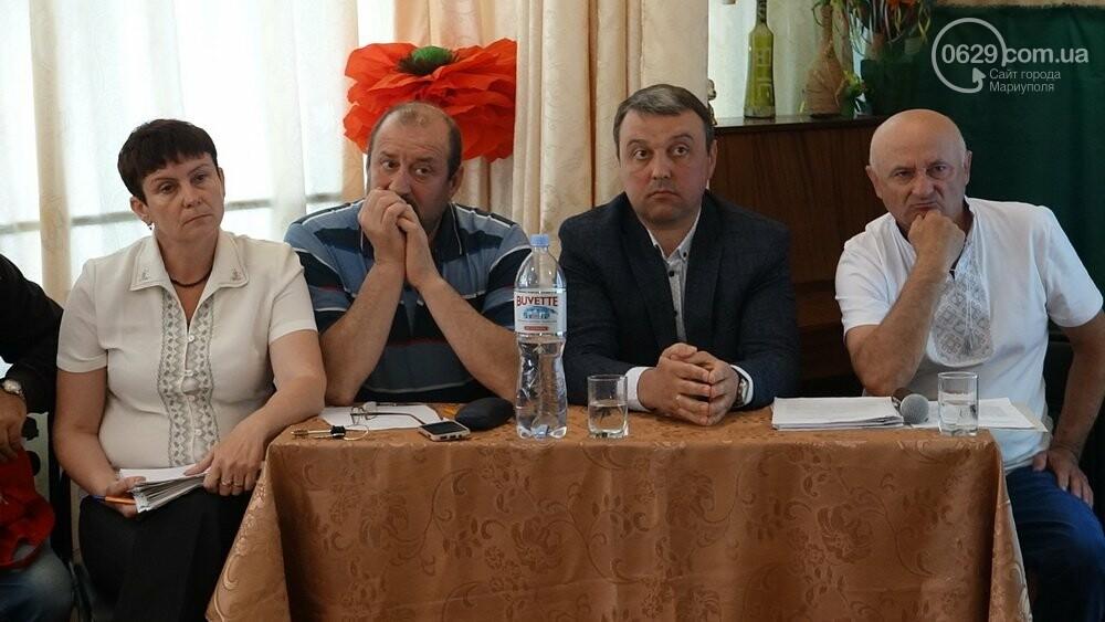 Городская власть Мариуполя рассказала жителям Покровского о преимуществах создания ОТГ (ФОТО), фото-2