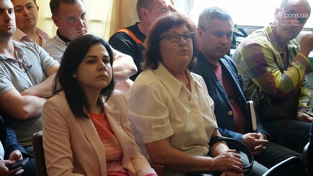 Городская власть Мариуполя рассказала жителям Покровского о преимуществах создания ОТГ (ФОТО), фото-3