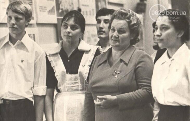 Героя труда Мариупольского молокозавода поздравили с 87-летием, фото-14