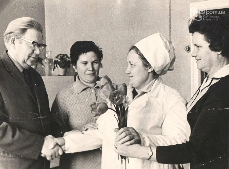 Героя труда Мариупольского молокозавода поздравили с 87-летием, фото-17