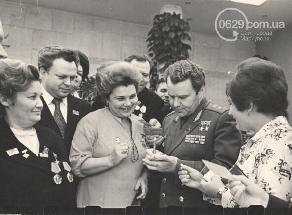 Героя труда Мариупольского молокозавода поздравили с 87-летием, фото-16