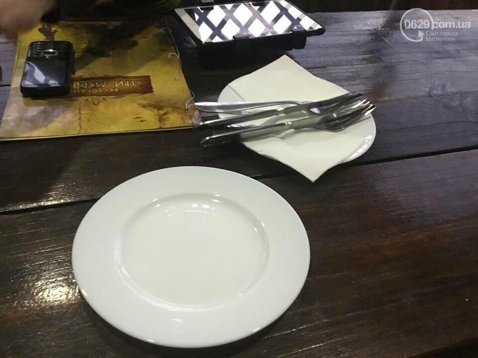 «Три медведя». Ужин в зоопарке, или дикое кафе без кассового аппарата , фото-11