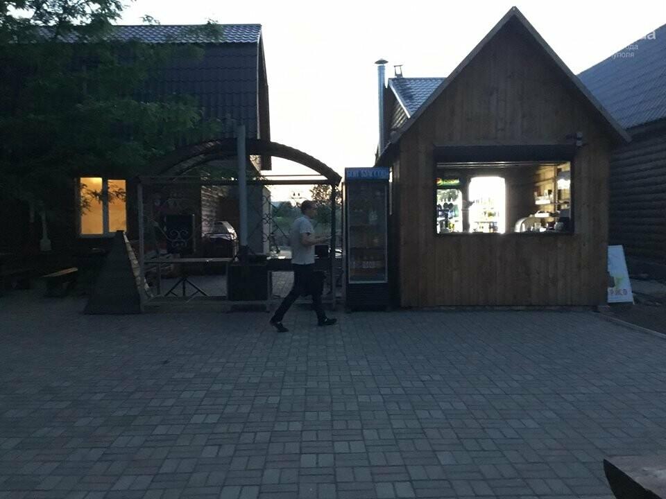 «Три медведя». Ужин в зоопарке, или дикое кафе без кассового аппарата , фото-8