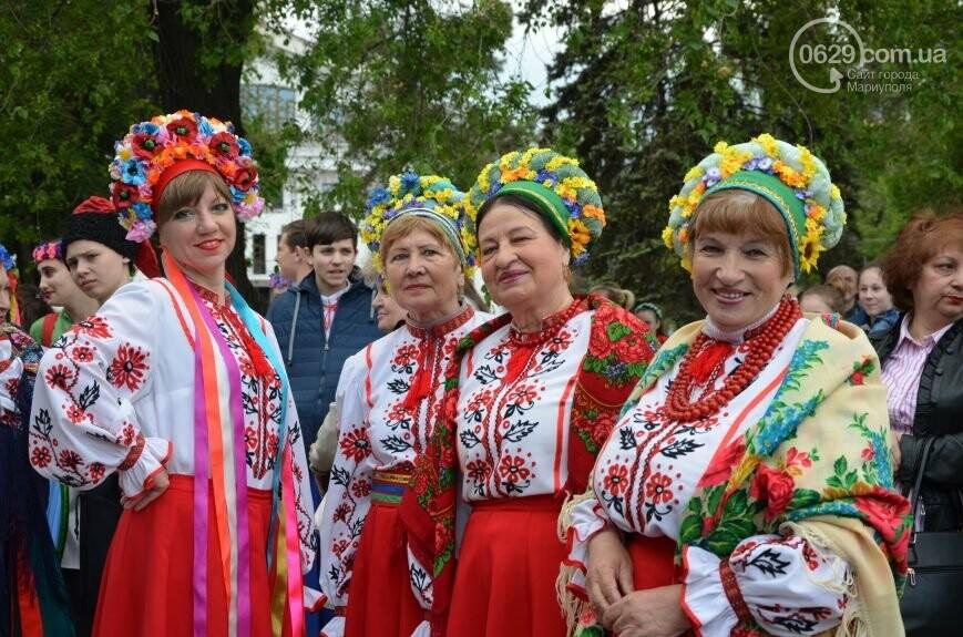 Парад вышиванок, террорист Чечен в Мариуполе и переименование улицы Георгиевской.  О чем писал 0629.com.ua 18 мая, фото-10