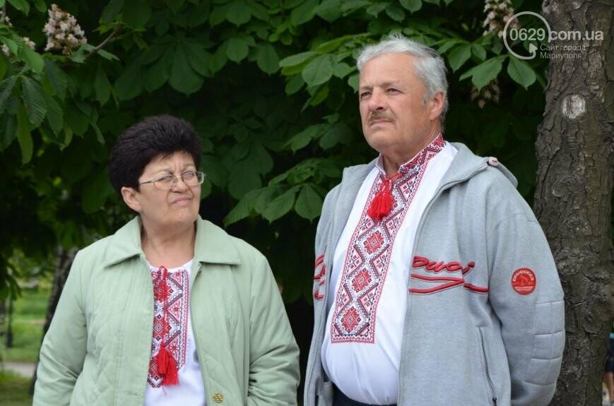 Парад вышиванок, террорист Чечен в Мариуполе и переименование улицы Георгиевской.  О чем писал 0629.com.ua 18 мая, фото-4