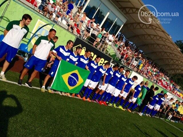 Играйте в футбол с Бразильскими футболистами в Мариуполе, фото-3