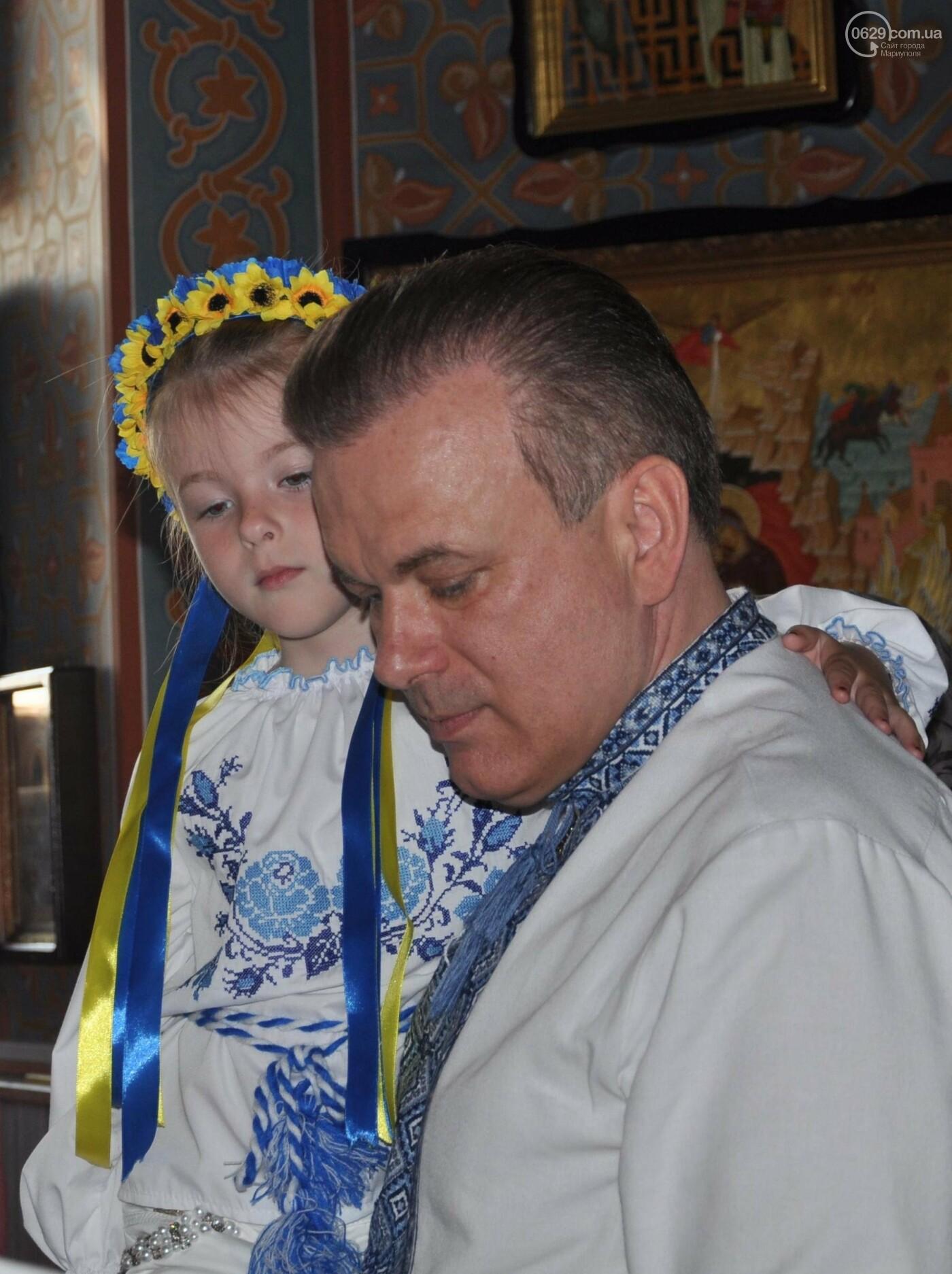 Праздник Вознесения и День вышиванки объединили прихожан в Свято-Покровском храме с.Боевое, фото-2