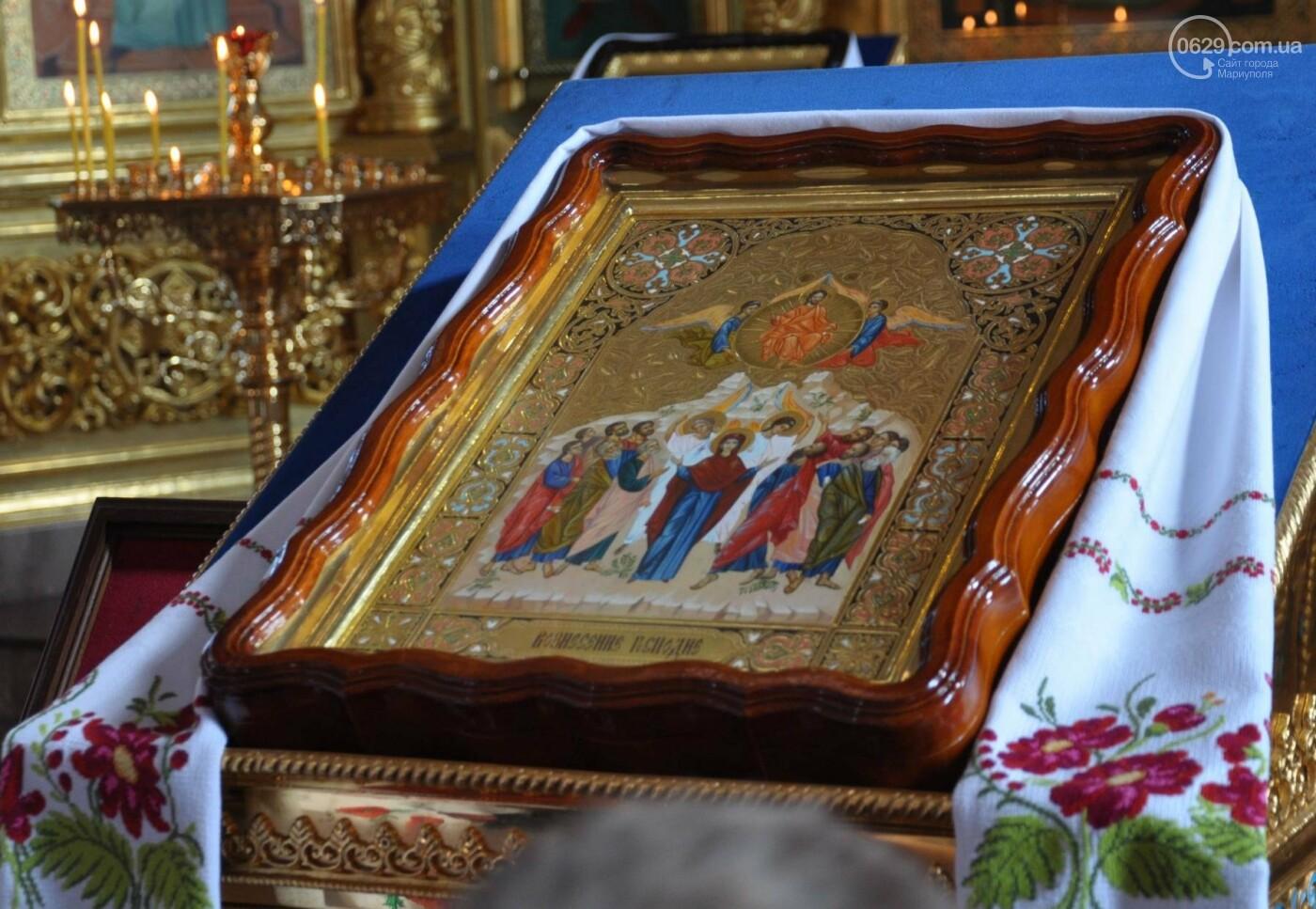 Праздник Вознесения и День вышиванки объединили прихожан в Свято-Покровском храме с.Боевое, фото-16