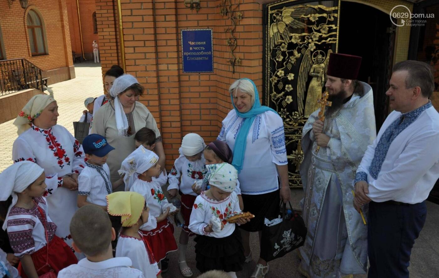 Праздник Вознесения и День вышиванки объединили прихожан в Свято-Покровском храме с.Боевое, фото-28