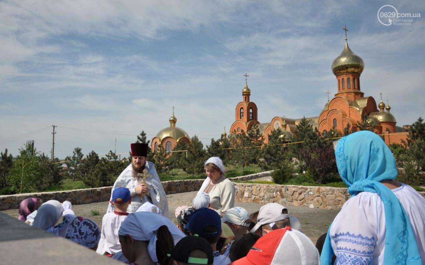 Праздник Вознесения и День вышиванки объединили прихожан в Свято-Покровском храме с.Боевое, фото-29
