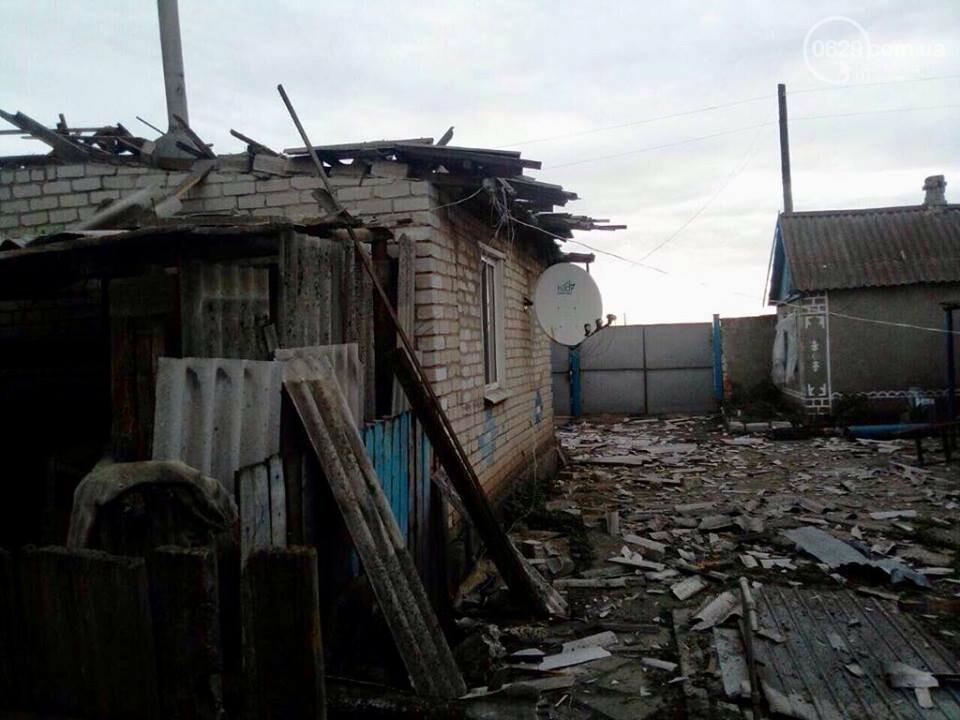 Во время обстрела поселка на Донбассе погибли 13-летний мальчик и его отец, - ФОТО, фото-3