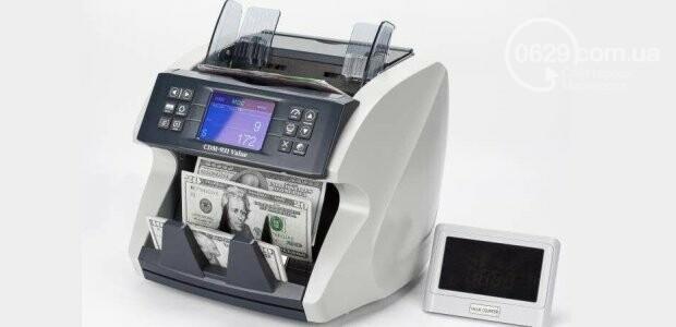 Счетчики и детекторы банкнот, шредеры — важные помощники для ...