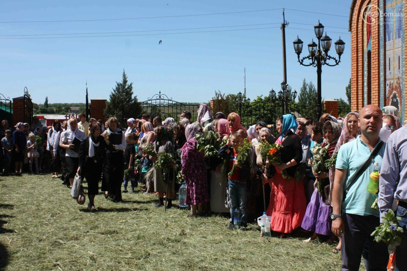 27 мая приглашаем на Троицу в Свято-Покровский храм с.Боевое, фото-21