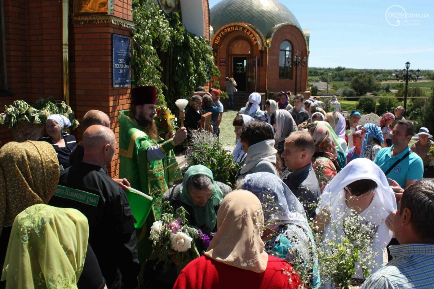 27 мая приглашаем на Троицу в Свято-Покровский храм с.Боевое, фото-26