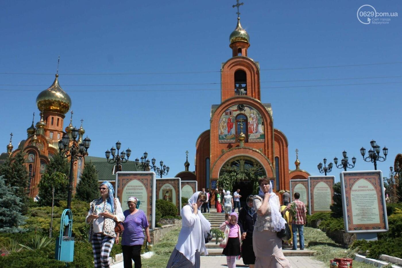 27 мая приглашаем на Троицу в Свято-Покровский храм с.Боевое, фото-27