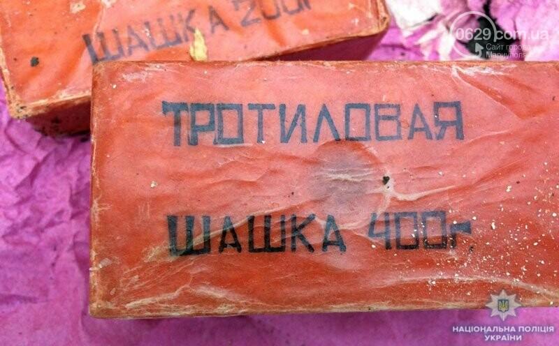 Возле поселка Ялта обнаружили закопанный в землю схрон боеприпасов, - ФОТО, фото-3