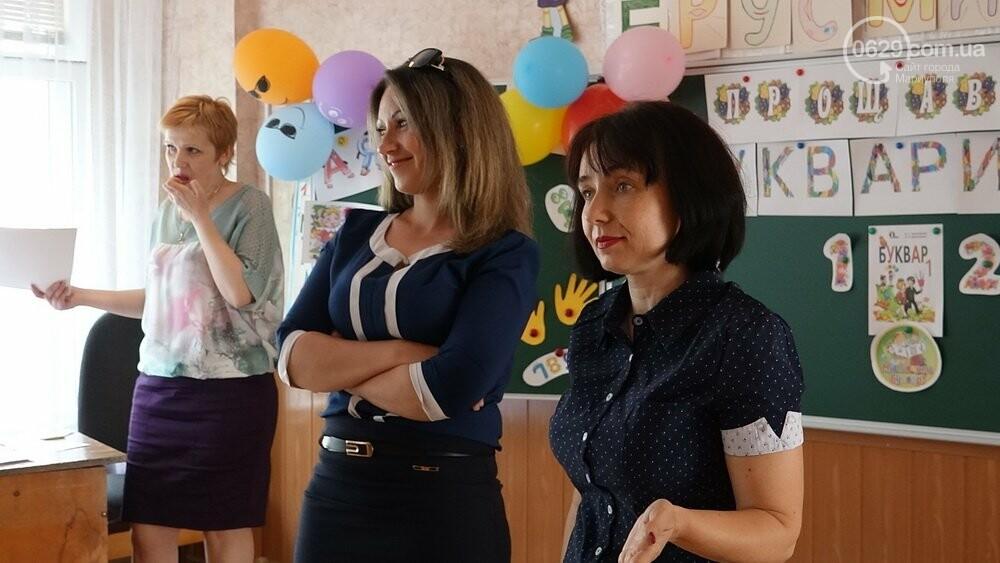 """В мариупольских  школах отзвучали """"последние звонки"""", - ФОТО, ВИДЕО, фото-4"""
