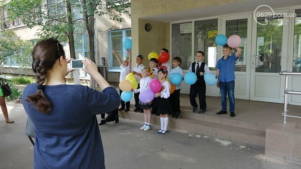 """В мариупольских  школах отзвучали """"последние звонки"""", - ФОТО, ВИДЕО, фото-8"""