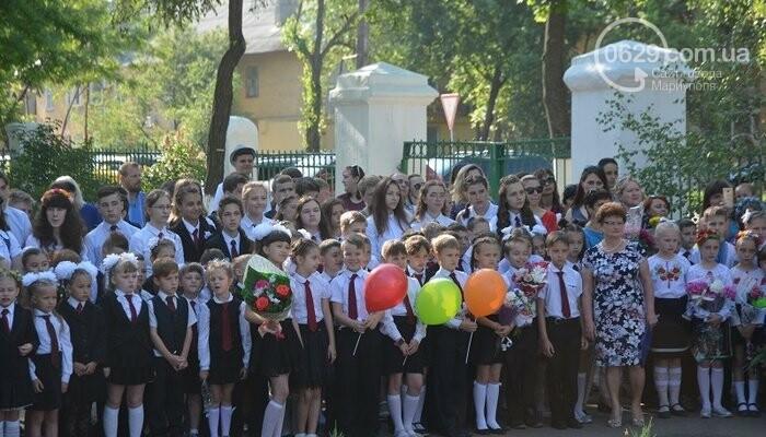 """В мариупольских  школах отзвучали """"последние звонки"""", - ФОТО, ВИДЕО, фото-21"""