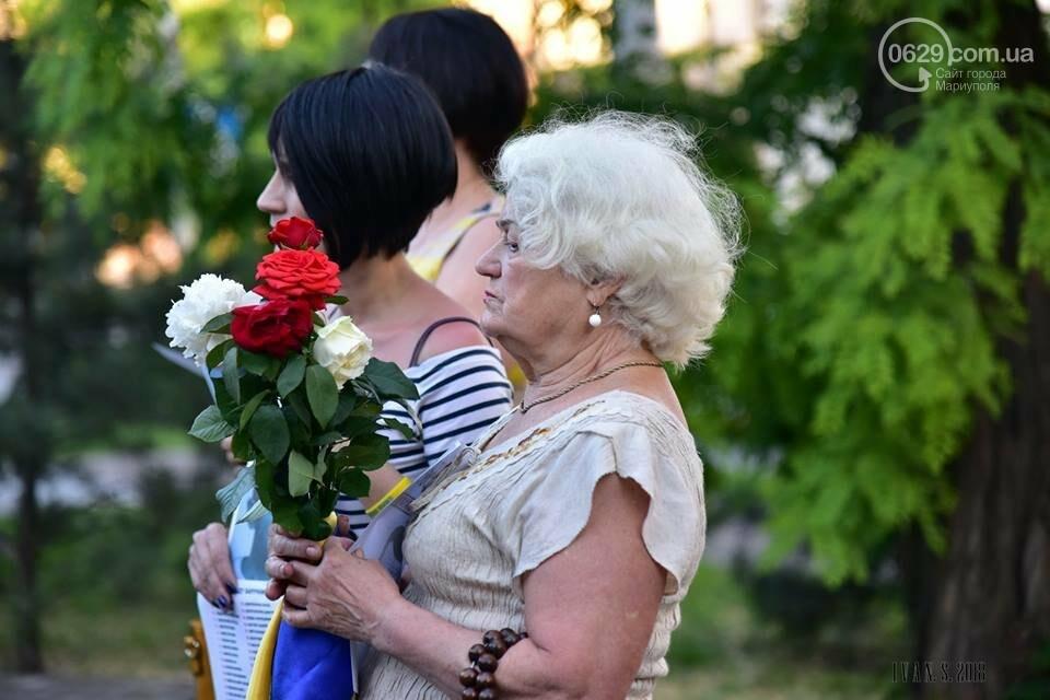 Мариупольцы поддержали заключенного Олега Сенцова (ФОТО), фото-7