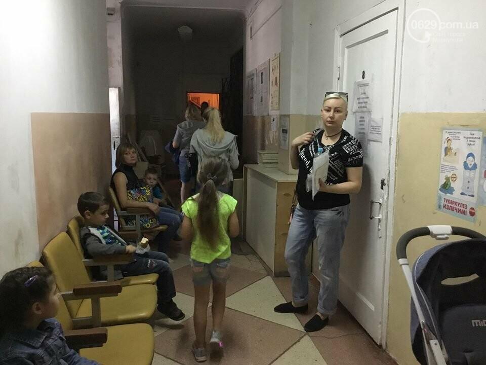 Очереди, карточки в коридоре: как живет после переезда мариупольская детская поликлиника, - ФОТО, ВИДЕО, фото-3