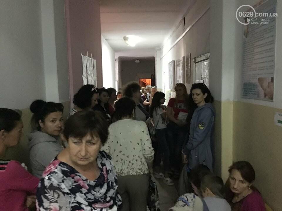 Очереди, карточки в коридоре: как живет после переезда мариупольская детская поликлиника, - ФОТО, ВИДЕО, фото-7