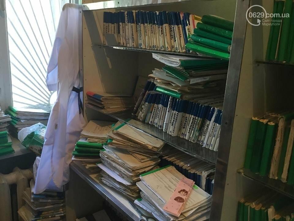 Очереди, карточки в коридоре: как живет после переезда мариупольская детская поликлиника, - ФОТО, ВИДЕО, фото-8