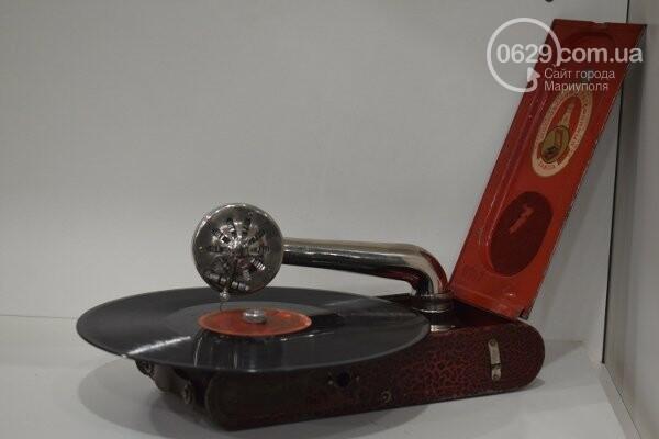 В Мариуполе можно увидеть коллекцию старинных граммофонов, фото-4
