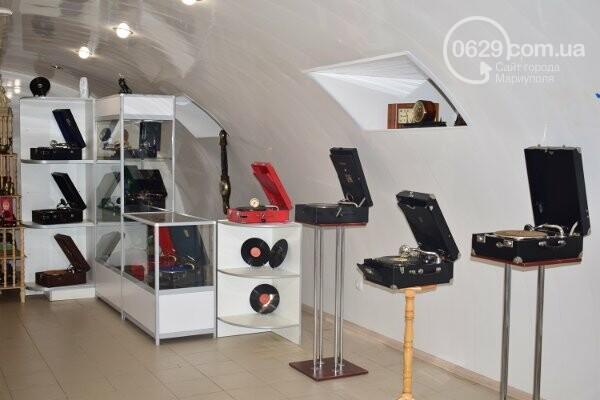 В Мариуполе можно увидеть коллекцию старинных граммофонов, фото-10